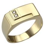 Pánsky prsteň model 226 15 488