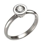 Zásnubný prsteň model 226 15 253