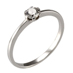 Dámsky prsteň model 226 15 966