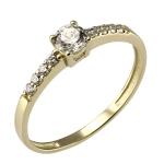 Zásnubný prsteň model 226 15 344