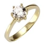 Zásnubný prsteň model 226 15 310